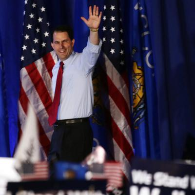 """""""You Can't Recall Courage"""" with Governor Scott Walker"""