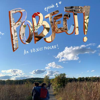 Welcome to Pobject, an Object podcast! Pobject is created by Trina Sanyal and Erica Levy. We're in our last year of undergrad, studying Architecture and eating lots of bread and talking about architectural objects that evoke emotions. Thanks for listening!