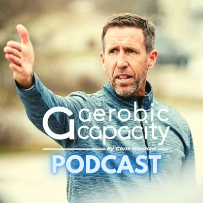 Welcome to the Aerobic Capacity Podcast. Your source for endurance training!  About Chris Hinshaw:  Christopher Edward Hinshaw (*June 3rd 1963 in Mountain View, California) is a U.S. American endurance expert and former professional triathlete. Often credited for popularizing the concept of pacing within the sport of Crossfit, Hinshaw is regarded by many to be one of the best endurance coaches in the world.