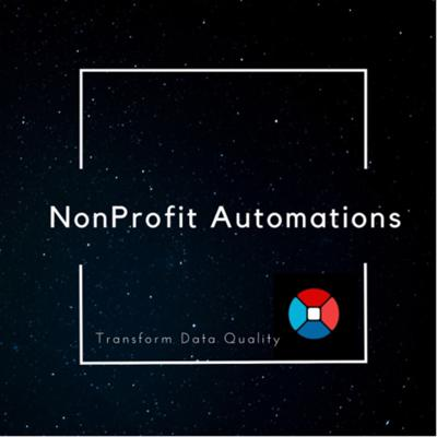 Nonprofit Automations: Data for Community Impact