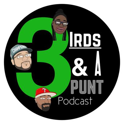 Three passionate Philadelphia Eagle fans, who brings their knowledge of the birds to you, on their very own podcast. Expect nothing but good sports debates, Guest, and everything sports related from the NFL, NBA, NCAA, and everything in the world of sports. Welcome and enjoy