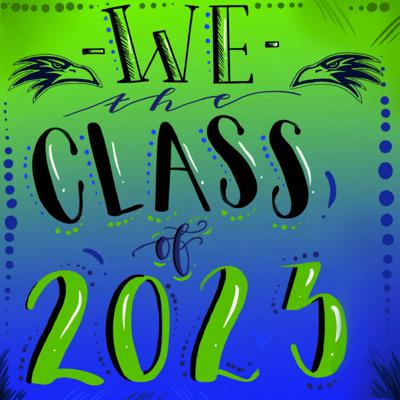 We the Class of 2023!