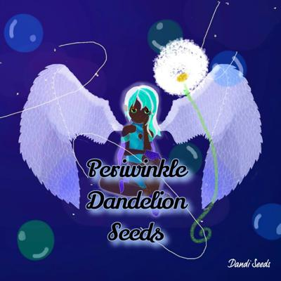 Periwinkle Dandelion Seeds - Poetry