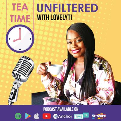 Spilling tea on hip-hop, pop culture, and the latest trending topics on social media. Tea Time With Lovelyti UNFILTERED will feature entertainment news, the latest information, and candid conversations about a multitude of topics, concerning young women and men across the globe.