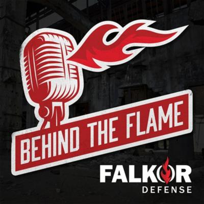 FALKOR Defense: Behind the Flame (Audio)