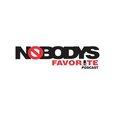 Weekly discussions within popular culture and about life with a comedic view. Hosts Larry and Cory guarantees to make you laugh and bring you entertainment. We may not be your favorite podcast, because we are Nobody's Favorite.  Support this podcast: https://anchor.fm/nobodysfavorite/support