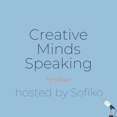 Creative Minds Speaking is a podcast where I have conversations with creative industry professionals about their journeys. Bringing into the spotlight those incredible people who are behind the scenes of art and entertainment is the main purpose of my podcast. Thank you for listening and Enjoy! :)  our instagram: creativemindsspeaking and email: sofiko.contact@gmail.com