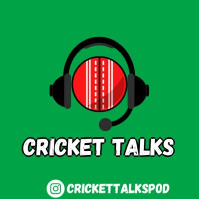 Hosted by Mohammed M Ali (moblogs), Cricket Talks is a podcast centred around cricket opinions from the latest games/tournaments/news/and timeless debates.