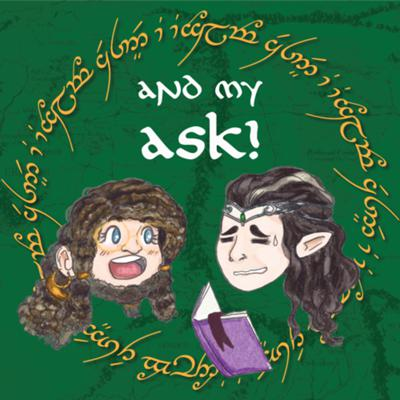 And My Ask!