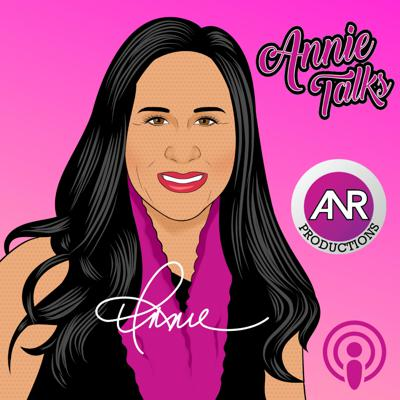 Annie Talks presents interesting stories about interesting people that you want to hear.   Annie Rivera is a YouTube video creator and influencer who has now crossed over to the Podcast world. Focus areas include Entertainment, Entrepreneurship, Events, Self-Development, Self-Improvement, Health and Fitness.   Annie holds a Master's degree in Communications, a Bachelor's degree in Public Relations with a minor in Radio, TV & Film.