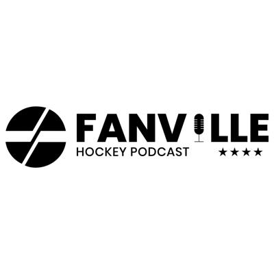 Fanville Hockey Podcast New episode every Tuesday Established in 2020 On Instagram @fanvillepodcast  Host Tyler Brooks on Instagram @tl_brooks Co-Host, Producer, Social Media Manager Evan Johnson on Instagram @johnsone52 Co- Host Dakota Songer on Instagram @dakotasonger78  Follow as the 3 members of the Fanville crew talk hockey. Everything from game recaps, big stories, mini prediction games like Quick 6, and Friendly Wagers, and much more.  #growthegame