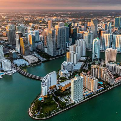 Miami -The Magic City. Theories for its nickname