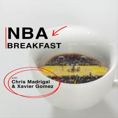 A podcast hosted by Chris Madrigal and Xavier Gomez with a light hearted outlook on the NBA. Join them every week to get updates on the latest league news, game breakdowns and game previews with a comedic twist. Basketball isn't all stats and analytics and if you want to hear a silly perspective on the NBA this is your podcast.