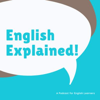 This is a Podcast for English learners. In each episode, we talk about common errors made by students and explain the better expressions. We also discuss cultural differences and how people in the US talk to each other. We will use different languages to translate important points, including Chinese, Spanish and Portuguese.