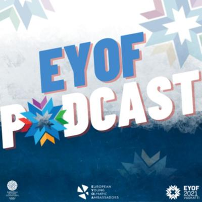As a part of the EYOF Ambassador programme we have created a podcast to serve our purpose and link the EYOF together with the world and to help you get ready for the upcoming European Youth Olympic Festival 2021 taking place in Vuokatti, Finland in the upcoming December. We're going to be covering all interesting topics such as sports, health, Olympic values and experiences, friendships, fair play and many more!