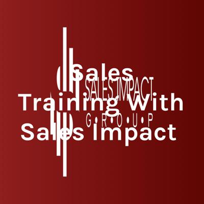 Sales Training With Sales Impact