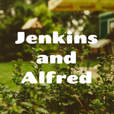 The adventures of Jenkins the cat and Alfred the dog. Made nightly, improv style, without advanced preparation.  Cover art photo provided by Martin Knize