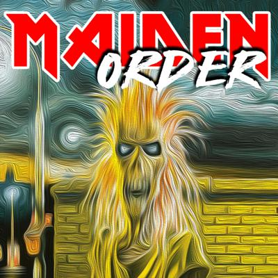A podcast that covers every single Iron Maiden song. In order. One episode at a time.
