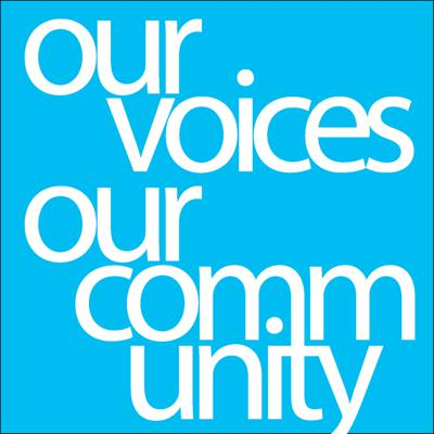 Welcome to Our Voices Our Community presented by ColorsVA. A diversity of voices on the issues of Roanoke, the New River Valley and SWVA