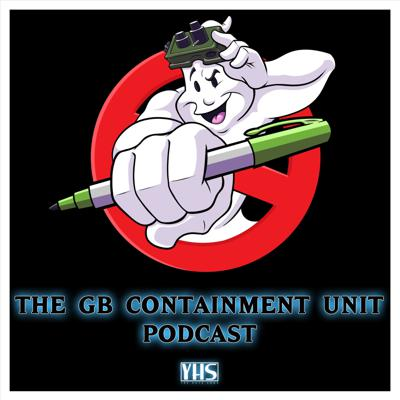 The Ghostbusters Containment Unit Podcast