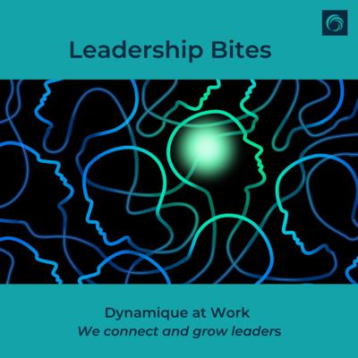 Conversations about relevant leadership topics, we talk about Women in Leadership in our first series, and in our second series we cover bite-sized leadership topics for the leaders of today, and the future. Podcast is hosted by Dynamique at Work, we provide bite-sized leadership training for leadership. www.dynamiqueatwork.com