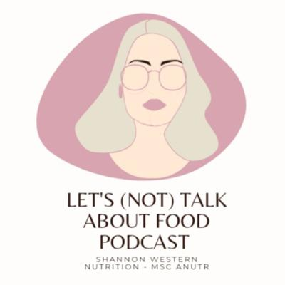 Let's (not) talk about food