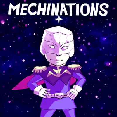A mecha anime critical analysis and rewatch podcast feat. three friends: Ignis Madax, Stephen Hero, and pmcTRILOGY. Come for the goofs and stay for thoughtful discussion about great stories and cool robots. Support this podcast: https://anchor.fm/mechinations/support