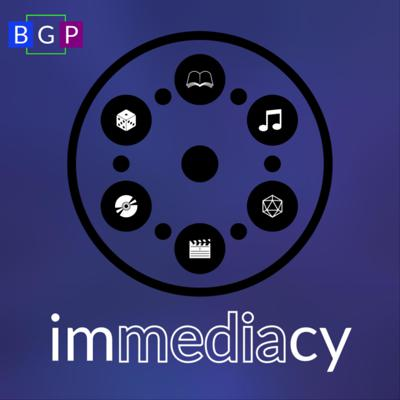 A discussion-based podcast focusing on the world of entertainment media and pop-culture (television, streaming services, movies, games, music and podcasts).