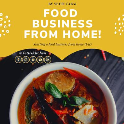 How to start a Food Business from home (UK)