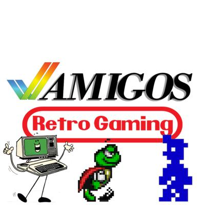 Amigos Retro Gaming is a conversational, congenial series of podcasts about the computers and consoles of your youth. Includes Amigos: Everything Amiga, ARG Presents, Sprite Castle, and Pixel Gaiden!  Amigos: Everything Amiga - https://www.everythingamiga.com/ ARG Presents - http://anchor.fm/arg-presents Sprite Castle - http://podcast.robohara.com/sprite-castle/ Pixel Gaiden - https://pixelgaiden.podbean.com/