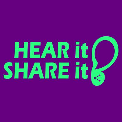 A podcast about getting to know how people became who they are. Pivot points. Incredible experiences. Passion driving a mission. Difficulties that lead to blessings. Even just the day to day. The truth is - we all have a great story! So, let's have a conversation. I wanna Hear It. I wanna Share it.   social: facebook.com/hearitshareit email: hearitshareit@gmail.com