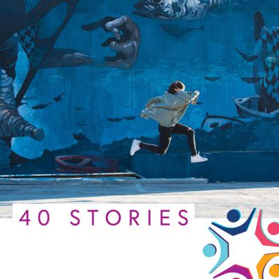 40 Stories is the podcast that welcomes you into the minds and hearts of West40.  It is about people whose lives have been affected by West40 for the better. They have made the impossible... become possible.  Hosted by Tim Stafford - West40 teacher and poet laureate.