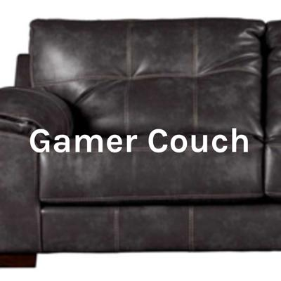 Gamer Couch