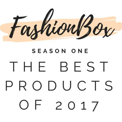 Cover art for Best Fashion Products of 2017