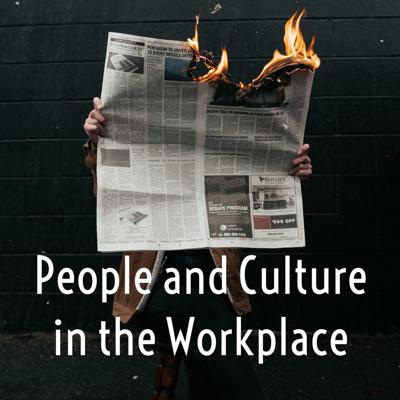 People and Culture in the Workplace, a Recruitsos audioblog, distills the latest headlines, statistics, and stories about people and company culture from around the web. It's kinda like CliffsNotes for the people and culture crowd. Listen to get weekly insights and information straight from our blog to your ears — no chatter, no fluff. Produced by Fionna Faulk.