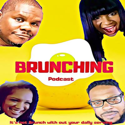 The show that takes you to Brunch with the best of them. With hot discussions about: pop culture, sports, relationships, politics, and more. With special guests, this show is the funniest most real thing you will listen to today.