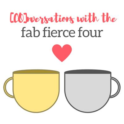 [CO]nversations with the Fab Fierce Four