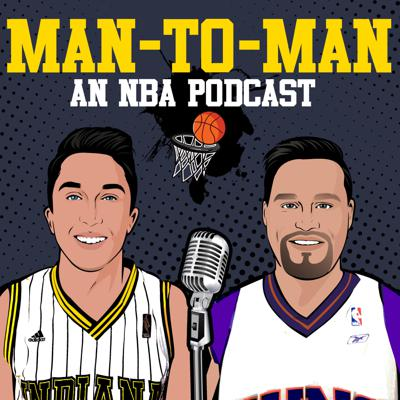 Man-To-Man Podcast is strictly NBA talk, but with a twist. Both Andy and Liam bring a different vibe to the traditional sports talk show - Andy undoubtedly taking the wildcard role and Liam acting as a moderator. But what's the twist? Think about it - have you ever burst out laughing while listening to Adrian Wojnarowski (no disrespect to Woj) or Brian Windhorst? Man-To-Man not only brings you instrumental facts, predictions and analyzation to the table, but also cracks ridiculous jokes as well as creates a conversation between themselves and the listener. Enjoy!
