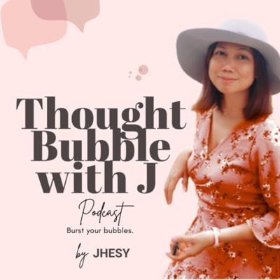 Thought Bubble With J