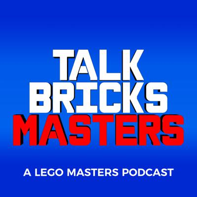 """Michael here! And I'm back to """"TalkBricks""""! Each week I break down each episode of LEGO MASTERS from every build to every celebrity guest! Join us as two non-LEGO Masters attempt to critique builds that they could never build themselves!"""