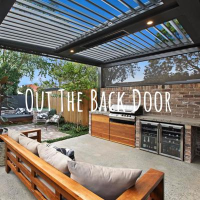 Out The Back Door