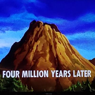 Four Million Years Later