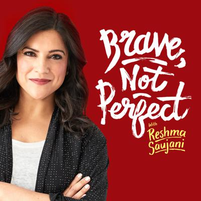 Get ready to leave perfect behind. Reshma Saujani, founder and CEO of Girls Who Code, has run for office twice and failed. But exercising her bravery muscle led her to create a nonprofit that's reached 300,000 girls with its computer education programs and message of sisterhood. Join Reshma on her mission to show that being brave, not perfect, is the secret to changing the world.  The award-winning Brave, Not Perfect podcast, based on Reshma's internationally bestselling book, brings you interviews with changemakers with one thing in common. They decided it was better to be brave, not perfect.