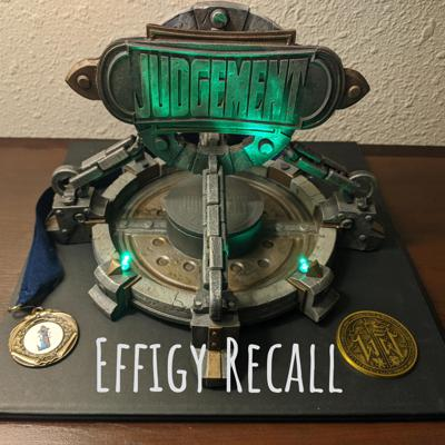 A community focused podcast for the Judgement miniatures game