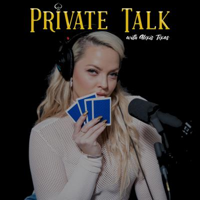 """Private Talk With Alexis Texas' is an alternative lifestyle interview talk show and podcast series hosted by the infamous former Adult movie star, Alexis Texas. This podcast is covering topics ranging from life, health, career - to relationships, money and of course sex. It is considered the """"safest place to be yourself"""". Guests include international celebrities, athletes, media personalities, entertainers and influencers from diverse industries, and their intimate conversations will stream to her audience of over 13 million fans. Every Wednesday 7PM PST"""