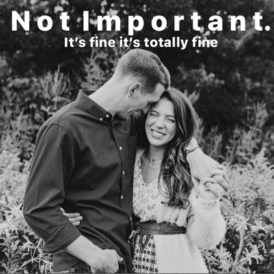 not important.