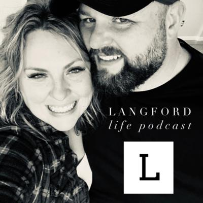 #LangfordLife.  It will be a little on our story, overcoming grief, our journey of blending, our personal growth and some freaking hilarious stories 😂😉❤️