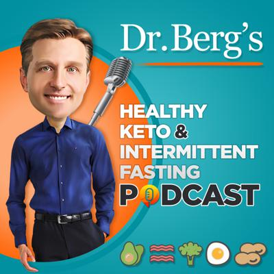 Dr. Eric Berg DC, describes the truth about getting healthy and losing healthy weight. His area of expertise is in the subject of the Ketogenic diet, Intermittent Fasting, weight loss, and overall body health. He is the director of Dr. Berg's Nutritionals and author of a best-selling book on amazon.com, The New Body Type Guide. He has conducted over 4800 seminars on health-related topics. Dr. Berg's YouTube, Facebook, and Instagram channels have close to 6 million followers worldwide and have generated over 1 billion views.