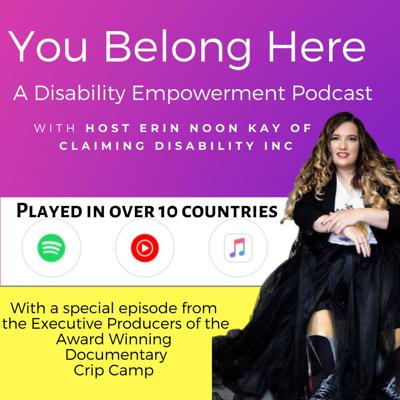 Claiming Disability, Inc.-You Belong Here