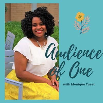 The Audience of One Podcast is a space where we live by Colossians 3:23- Whatever you do, do it enthusiastically, as something done for the Lord and not for men. Here we talk about life, purpose, and growth, and attempt to practically live our lives focused on pleasing our Audience of One, which is God!
